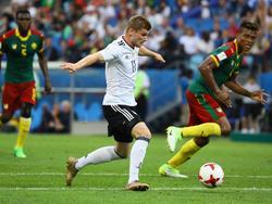 Alemania estará en semifnales. (Foto: Getty)