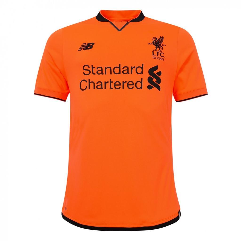 FC Liverpool (Drittes Trikot)