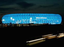 Die Allianz Arena wird nie wieder in Blau für 1860 erstrahlen