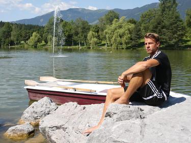 Stefan Schwab denkt nicht mehr über einen Wechsel nach Prag nach