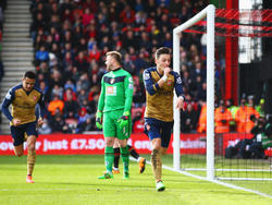 Mesut Özil stellte die Weichen auf Sieg