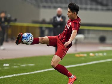 Lei Wu traf für China zum 2:0-Endstand