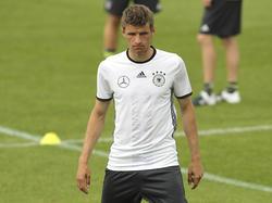 Thomas Müller verbucht die höchsten Sympathiewerte