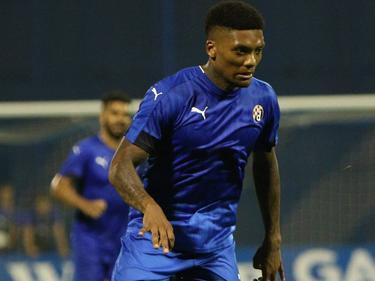 Junior Fernandes traf für Dinamo Zagreb