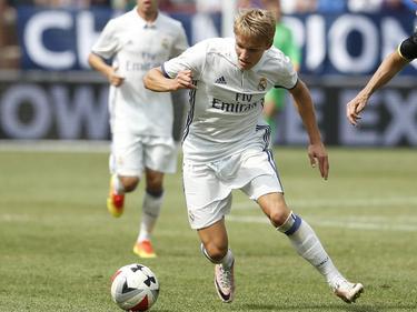 Martin Ødegaard podría salir cedido. (Foto: Getty)