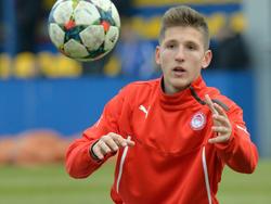 Panagiotis Retsos soll das Interesse des FC Bayern geweckt haben