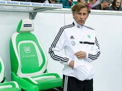 Leise Lösung - große Wirkung? Andries Jonker ist der neue Cheftrainer beim VfL Wolfsburg