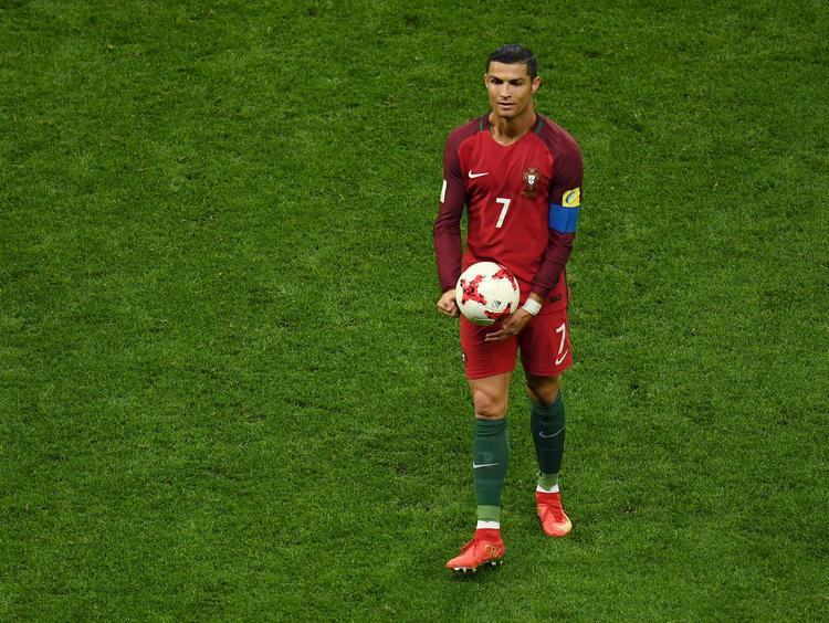 Portugal-Chile (Foto: Getty)
