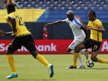 Jamaica es segunda del grupo C con tres puntos, como México. (Foto: Imago)