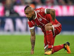 Arturo Vidal ist bei den Bayern längst nicht mehr unumstritten