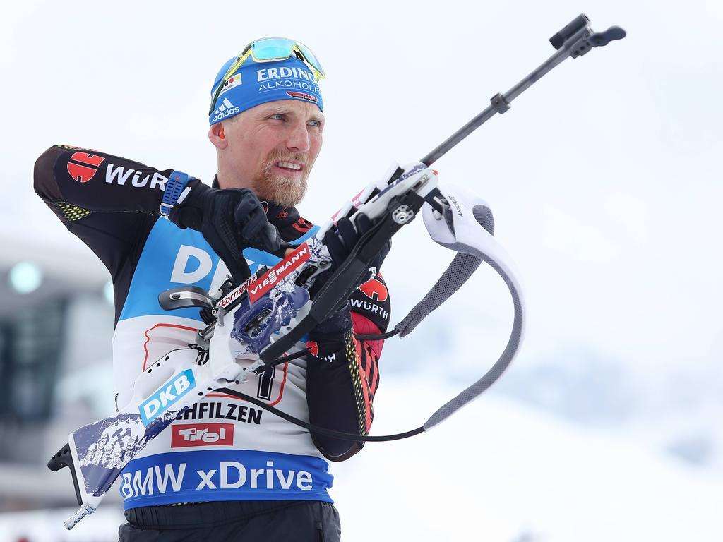 Erik Lesser startet mit Ambitionen in die nächste Saison