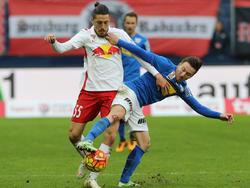 Yasin Pehlivan und Marvin Egho wechseln zu Spartak Trnava