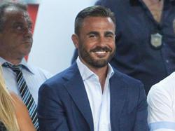 Cannavaro ist der neue Trainer von Riad