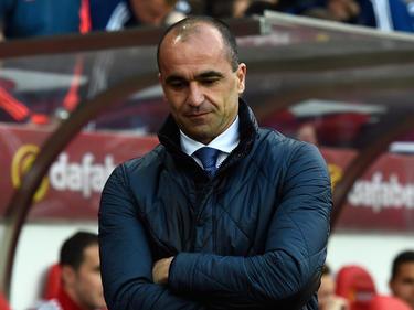 Die Pleite in Sunderland hat Roberto Martinez den Job gekostet