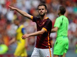 Miralem Pjanić könnte in der kommenden Saison in Turin auflaufen