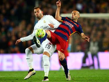 Javier Mascherano bleibt Barcelona länger erhalten