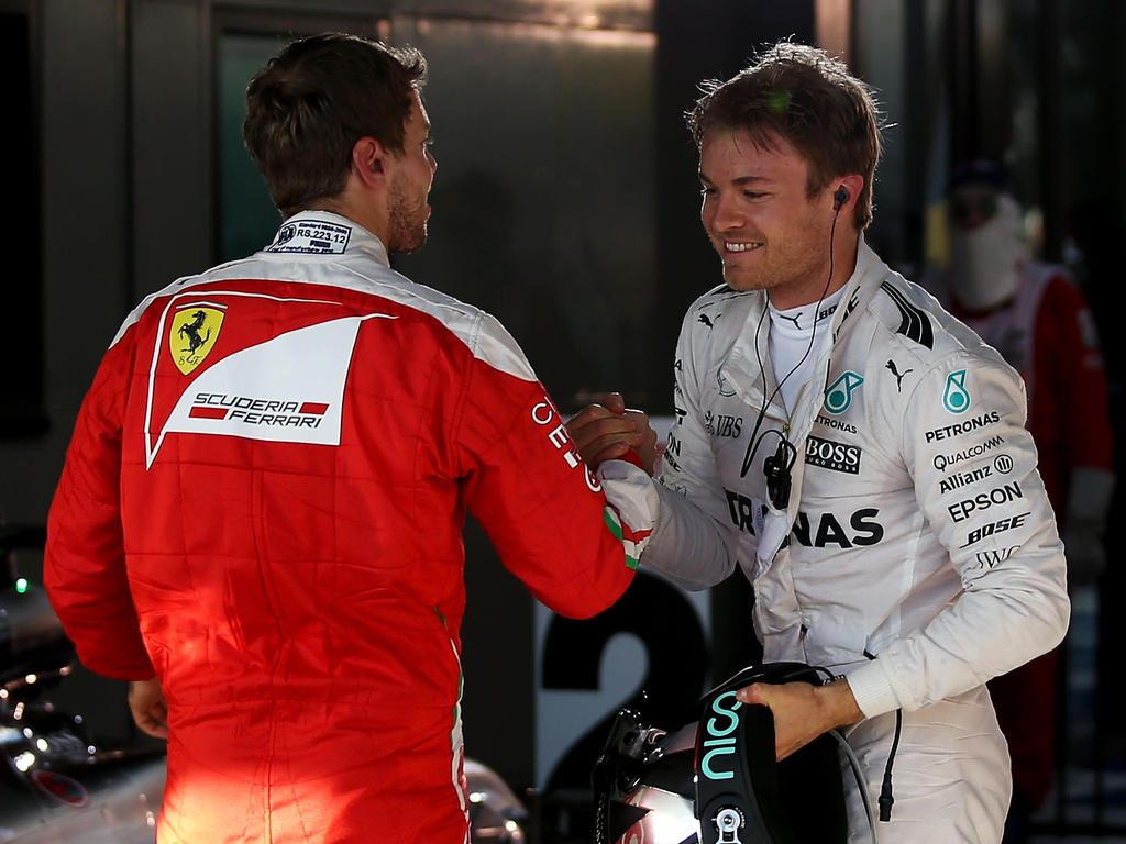 Nico Rosberg lobt die Einstellung von Sebastian Vettel