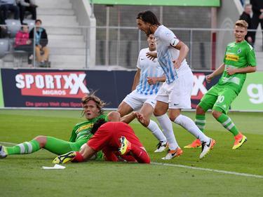 Gladbach unterliegt Zürich im Uhrencup