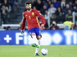 Piqué will nach der WM 2018 aufhören
