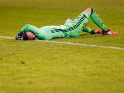 Torwart Martin Hansen vom FC Ingolstadt droht auszufallen