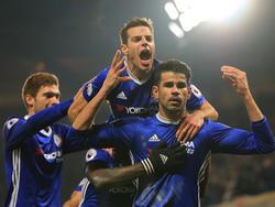 Diego Costa war bei seiner Chelsea-Rückkehr der umjubelte Held