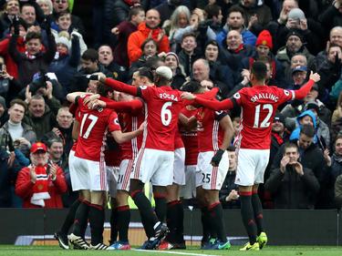 El United de Mourinho sigue peleando por los puestos europeos. (Foto: Getty)