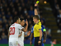 El Sevilla fue apeado el año pasado por el Leicester en Champions. (Foto: Getty)