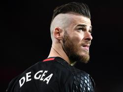 David de Gea steht angeblich vor einem Wechsel zu Real Madrid
