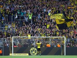 Borussia Dortmund hat weiterhin die meisten Zuschauer der Bundesliga