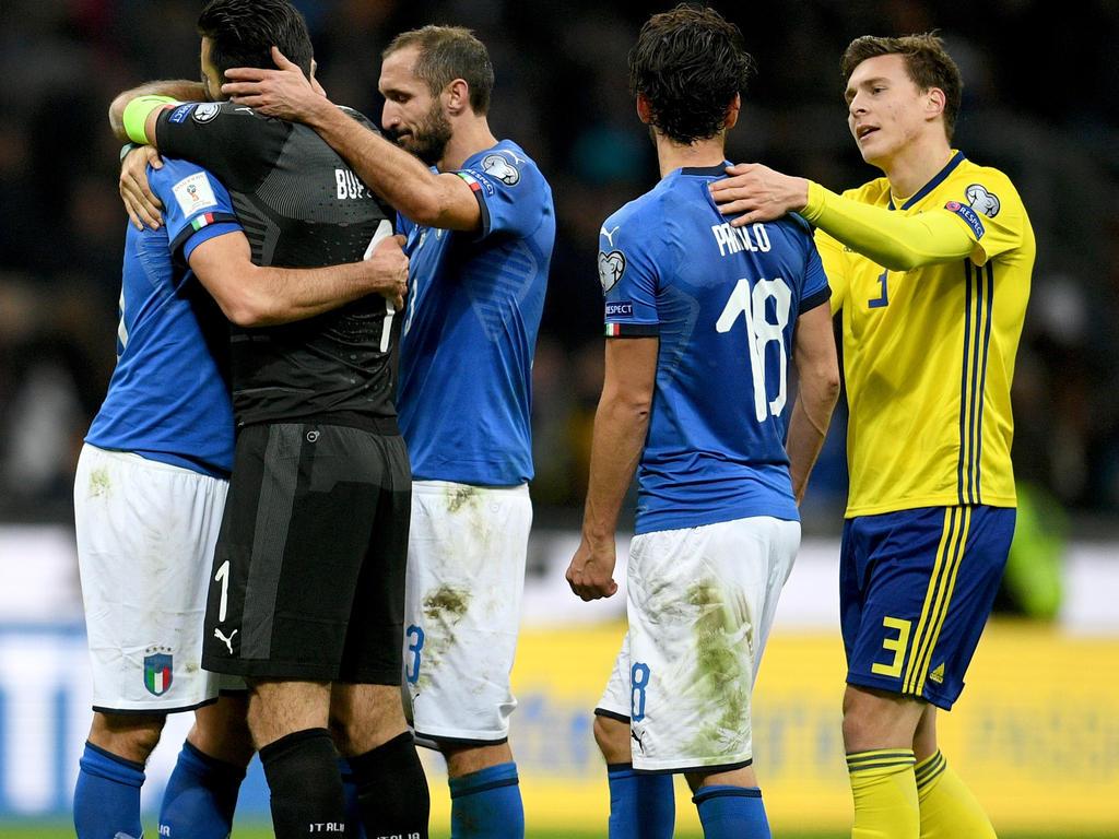 Italiens WM-Aus beschert
