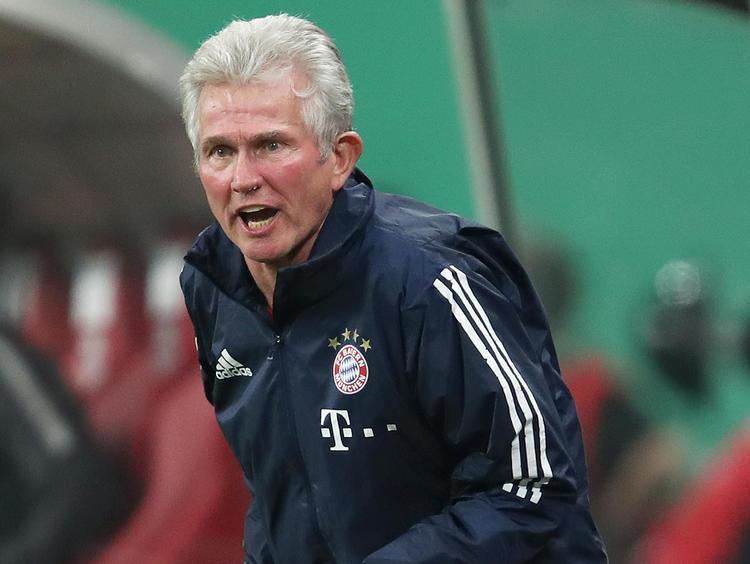 Jupp Heynckes hat sich zu einem Transfer von Sandro Wagner geäußert