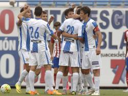 El CD Leganés es merecido líder de la Segunda División. (Foto: Imago)