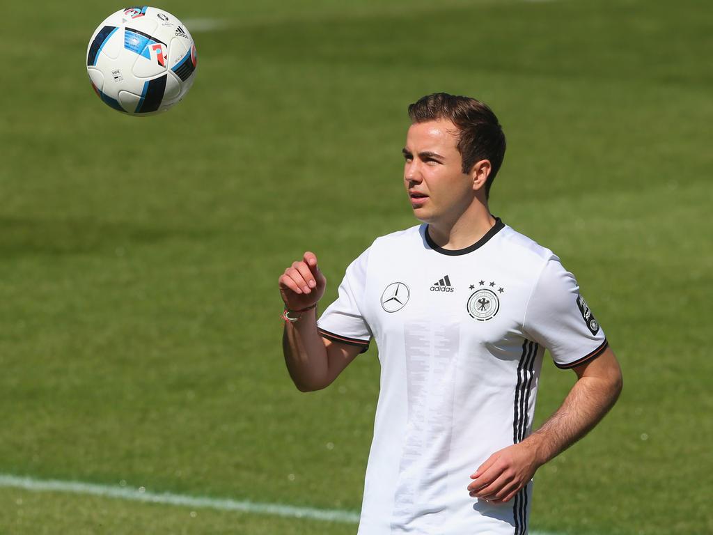 Mario Götze fehlt der DFB-Auswahl vorerst