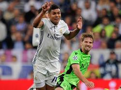 Casemiro steht Real Madrid einige Zeit nicht zur Verfügung