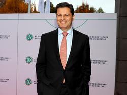 Spricht sich gegen eine Mega-WM aus: DFL-Boss Christian Seifert