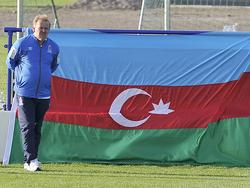 Robert Prosinečki liegt mit Aserbaidschan auf WM-Kurs