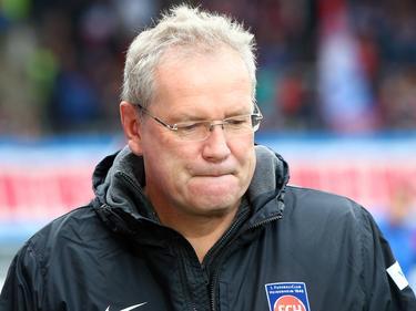 Holger Sanwald hat mit Heidenheim noch Großes vor