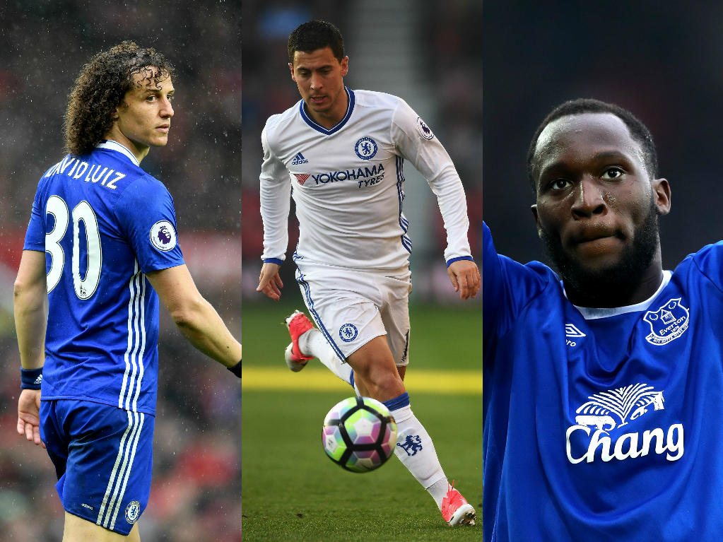 Die Top-11 der Premier League 2016/2017