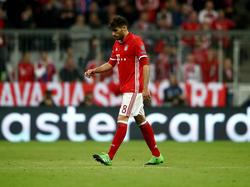 Javi Martínez darf nicht vom FC Bayern zu ManCity wechseln