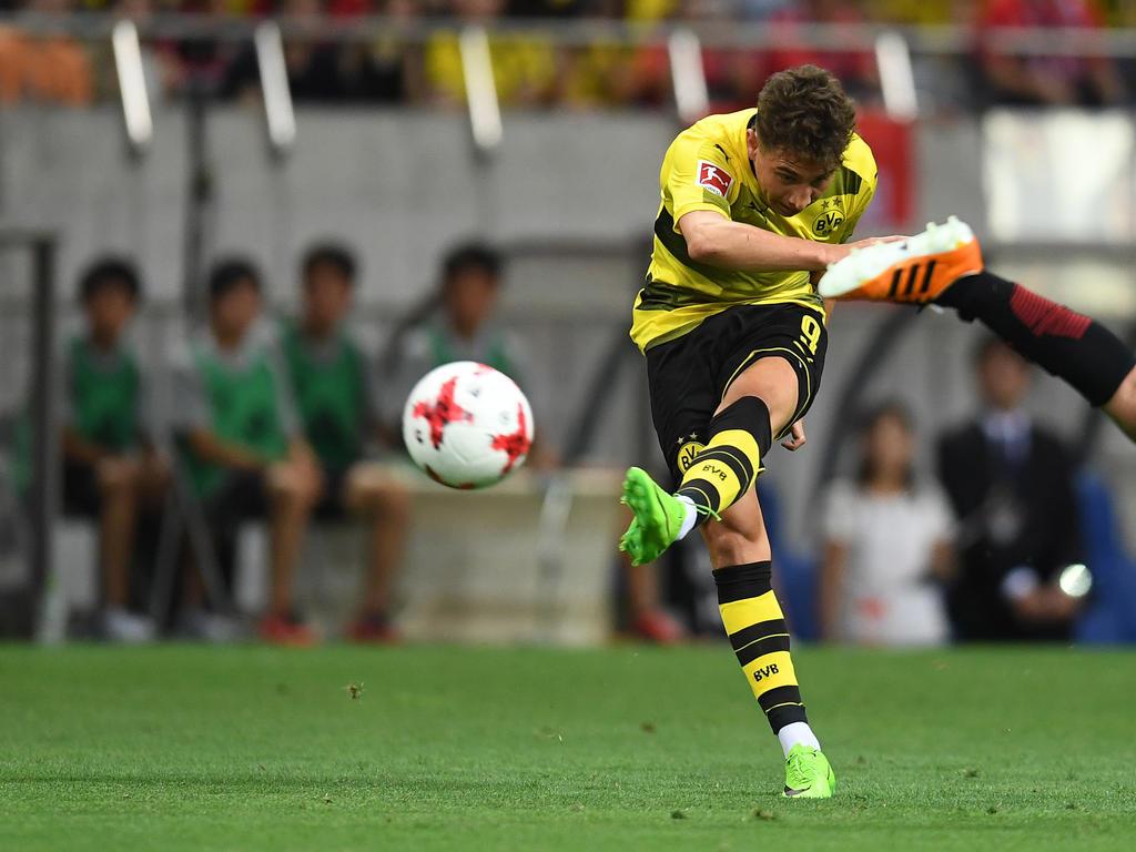 BVB: Mor offenbar mit Mailand einig