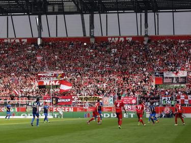 Stadion und Stimmung an der Essener Hafenstraße sind bei den Trainern der Regionalliga West sehr beliebt