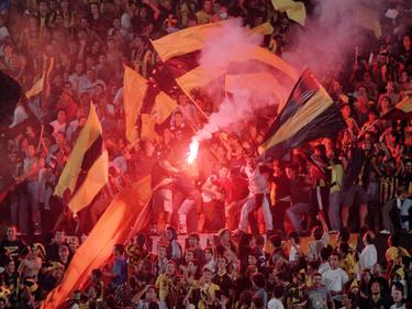 Hinchas de Peñarol en una imagen de archivo. (Foto: Imago)