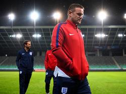 Rooney spielte zuletzt im Nationalteam keine wichtige Rolle mehr