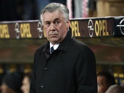 Bayern-Trainer Carlo Ancelotti will einen Heimsieg gegen Wolfsburg
