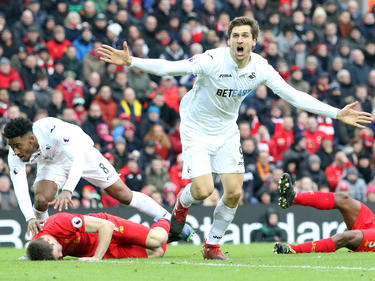 Fernando Llorente schnürte einen Doppelpack gegen Liverpool