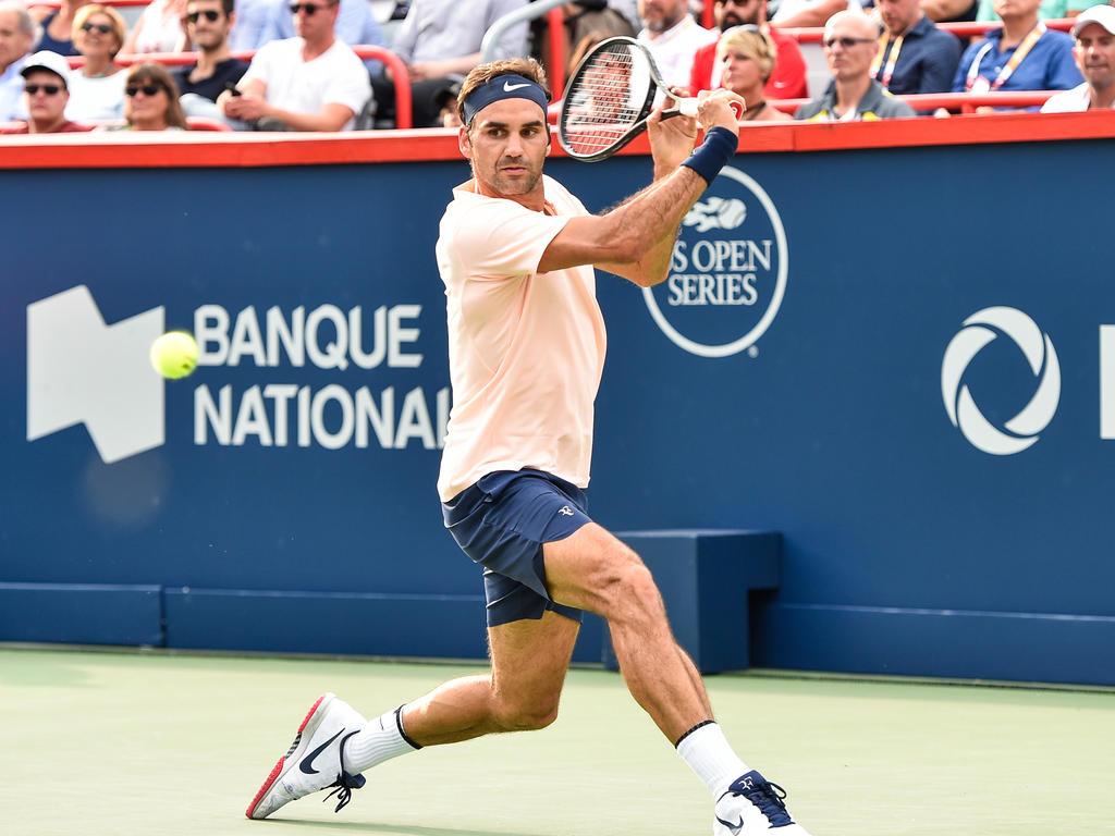 Roger Federer steht einmal mehr in einem ATP-Finale