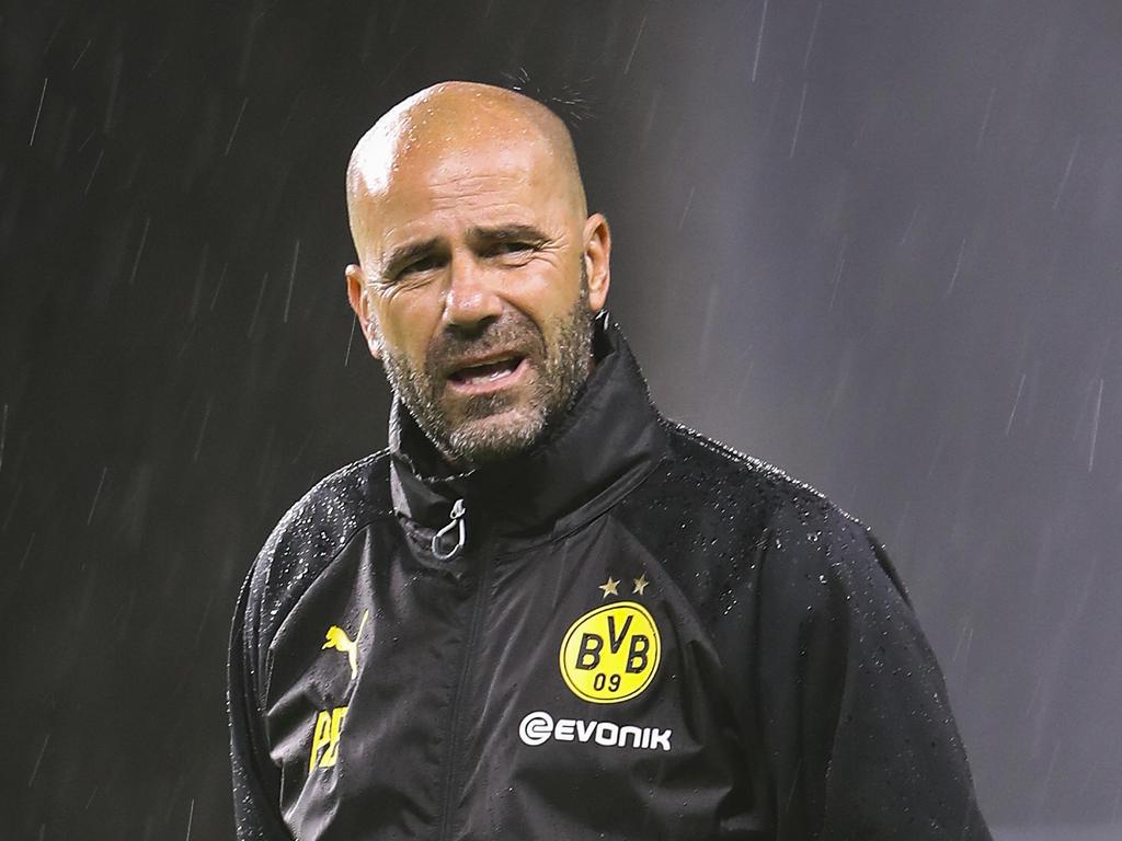 Peter Bosz ist gefordert, den mit 30 Profis zu großen BVB-Kader zu reduzieren