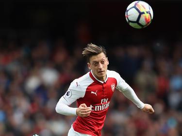 Mesut Özil wird in Kürze wieder auf dem Platz stehen