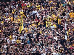 Die Dynamo-Fans können gegen Braunschweig erst später ins Stadion