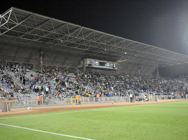 Vista general del estadio del Maccabi Haifa de la liga israelí. (Foto: Getty)